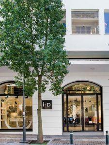 Alexandra Jacoumis Stockist ID Concept Stores, Athens